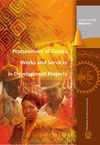 Livre numrique Procurement of Goods, Works and Services in Development Projects