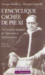Livre numrique L&#x27;encyclique cache de Pie XI
