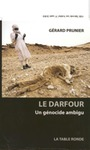 Livre numrique Le Darfour