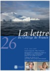 Livre numrique 26 | 2009 - La Lettre n 26 - lettre CDF