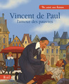 Livre numrique Vincent de Paul, l&#x27;amour des pauvres