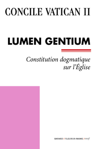 Livre numrique Lumen Gentium