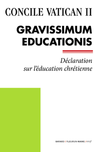 Livre numrique Gravissimum educationis
