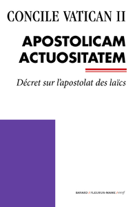 Livre numrique Apostolicam Actuositatem