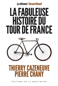 Livre numrique La fabuleuse histoire du Tour de France