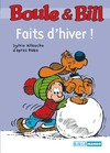 Livre numrique Boule et Bill- Faits d&#x27;hiver !