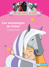 Livre numrique Horseland - Les mensonges de Chlo