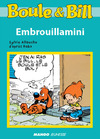 Livre numrique Boule et Bill - Embrouillamini