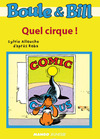 Livre numrique Boule et Bill - quel cirque !