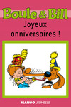 Livre numrique Boule et Bill - Joyeux anniversaires !