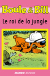 Livre numrique Boule et Bill - Le roi de la jungle