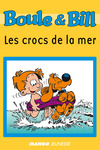 Livre numrique Boule et Bill - Les crocs de la mer