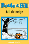 Livre numrique Boule et Bill - Bill de neige
