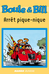 Livre numrique Boule et Bill - Arrt pique-nique