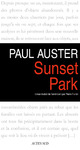 Livre numrique Sunset Park