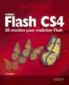 Livre numrique Flash CS4