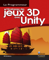 Livre numrique Dveloppez des jeux 3D avec Unity