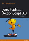 Livre Jeux Flash avec ActionScript 3.0