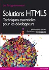 Livre Solutions HTML5