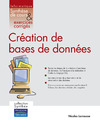 Livre numrique Cration de bases de donnes