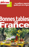 Livre numrique Bonnes Tables de France 2011