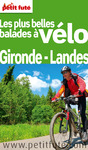 Livre numrique Les plus belles balades  vlo Gironde - Landes