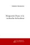 Livre numrique Marguerite Duras et la recherche du bonheur