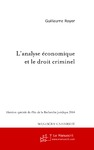 Livre numrique L&#x27;analyse conomique et le droit criminel