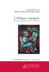 Livre numrique L&#x27;Afrique enseigne: territoire(s), identit(s), culture(s)