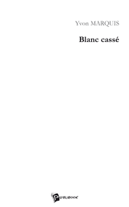 Livre numrique Blanc-cass