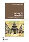 Livre numrique Brves de Panthon