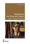 Livre numrique Mmoires de Duncan Grant - Tome II