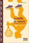 Livre numrique La balle de match