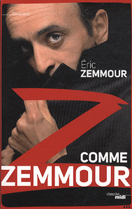 Livre numrique Z comme Zemmour
