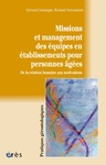 Livre numrique Missions et management des quipes en tablissements pour personnes ges
