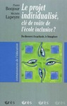 Livre numrique Le projet individualis, cl de vote de l&#x27;cole inclusive ?