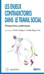 Livre numrique Les enjeux contradictoires dans le travail social