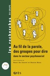 Livre numrique Au fil de la parole, des groupes pour dire