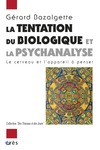 Livre numrique La tentation du biologique et la psychanalyse