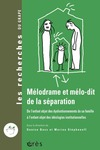 Livre numrique Mlodrame et mlo-dit de la sparation