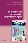 Livre numrique Le projet de vie personnalis des personnes ges