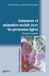 Livre numrique Animateur et animation sociale avec les personnes ges