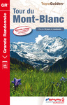 Livre numrique Le tour du Mont-Blanc - 10 jours de randonne