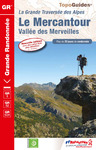 Livre numrique La traverse du Mercantour en 20 jours de randonne - Valle des Merveilles
