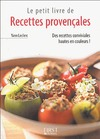 Livre numrique Petit livre de - Recettes provenales