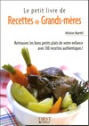 Livre numrique Petit livre de - Recettes de grands-mres
