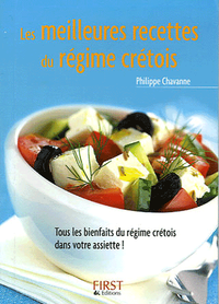 Livre numrique Le Petit Livre de - Meilleures recettes du rgime crtois