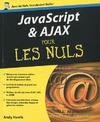 Livre numrique Javascript et Ajax Pour les Nuls