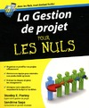 Livre numrique La Gestion de projet Pour les Nuls