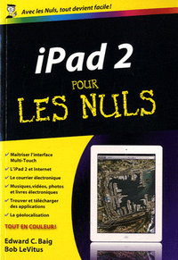 Livre numrique iPad 2 Pour les Nuls